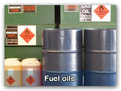 Agricultural and heating fuel oils